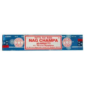Encens indien Satya Saï Baba Nag Champa 15gr