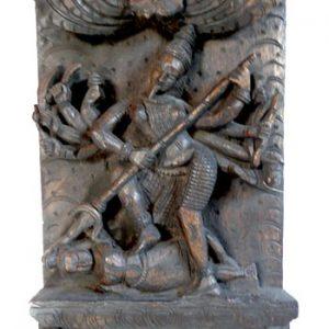 Statue de Kali