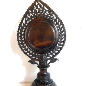 Miroir de mariée - Népal