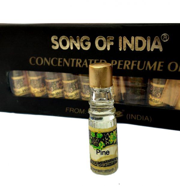 Huile de parfum naturelle indienne
