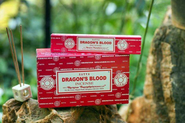 Encens Dragon's Blood Satya - Inde