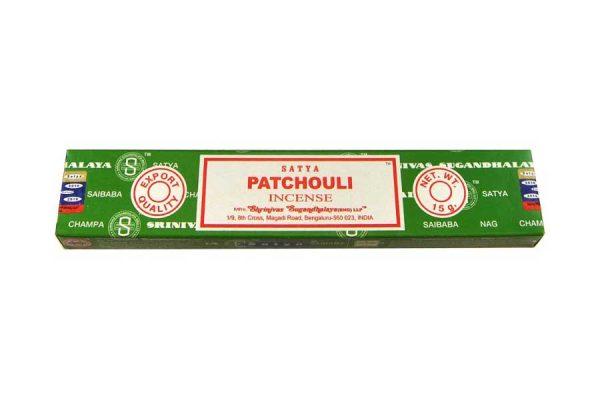 Encens indien Satya Patchouli