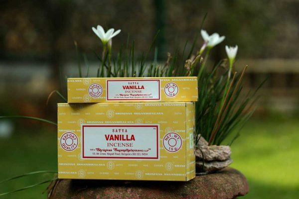 Encens naturel Vanille Satya - Inde