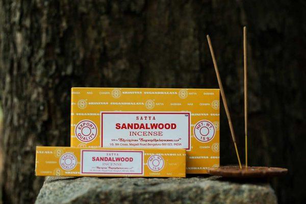 Encens bois de santal - Satya - Inde
