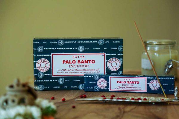 Encens Palo Santo - Satya - Inde