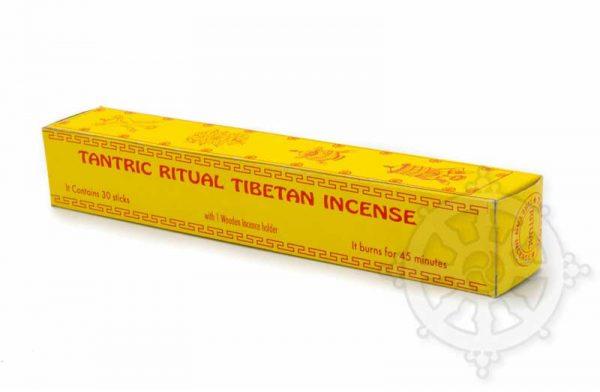 Encens Tibétain Ritual Tantrique